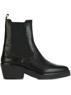 Ботинки Shake Ash                                                                                                              чёрный цвет