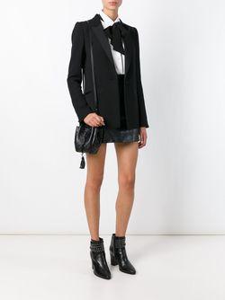 Mini Emmanuelle Bucket Bag Saint Laurent                                                                                                              черный цвет