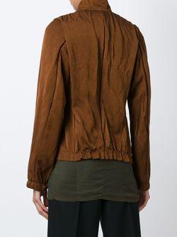 Пиджак С Накладными Карманами Comme Des Garcons                                                                                                              коричневый цвет