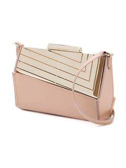 Vic Minadiere Bag Eddie Borgo                                                                                                              Nude & Neutrals цвет