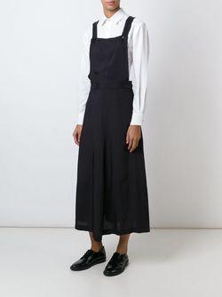 Платье-Комбинезон Comme Des Garcons                                                                                                              чёрный цвет