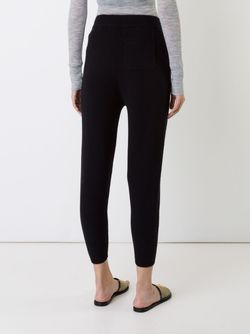 Knitted Track Pants T By Alexander Wang                                                                                                              чёрный цвет