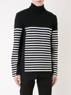 Striped Sweater T By Alexander Wang                                                                                                              черный цвет