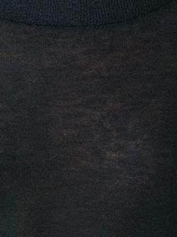 Свитер С Круглым Вырезом Joseph                                                                                                              черный цвет