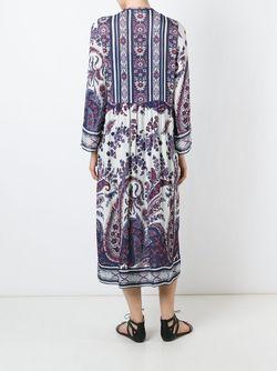 Платье Tilda Isabel Marant Étoile                                                                                                              синий цвет