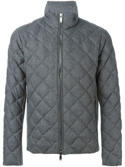 Стеганая Куртка Michael Kors                                                                                                              серый цвет