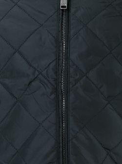 Стеганый Жилет С Капюшоном Michael Kors                                                                                                              черный цвет