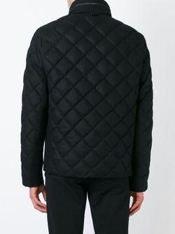 Стеганая Куртка Michael Kors                                                                                                              черный цвет