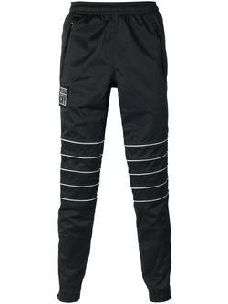 Спортивные Брюки X Icny С Полосками Puma                                                                                                              чёрный цвет