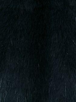 Топ Из Искусственного Меха 08SIRCUS                                                                                                              синий цвет
