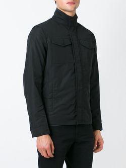 Куртка С Карманами С Клапанами Michael Kors                                                                                                              черный цвет