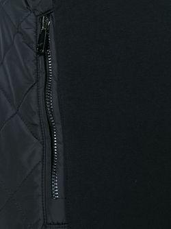 Толстовка Со Стегаными Панелями Michael Kors                                                                                                              чёрный цвет