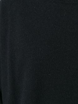 Свитер С Круглым Вырезом SOCIETE ANONYME                                                                                                              чёрный цвет