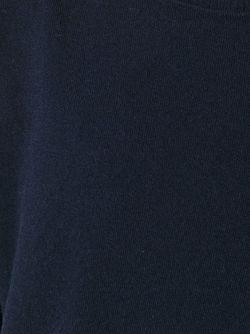 Свитер С Круглым Вырезом SOCIETE ANONYME                                                                                                              синий цвет