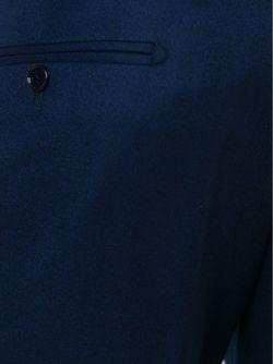 Классический Костюм-Двойка Tagliatore                                                                                                              синий цвет