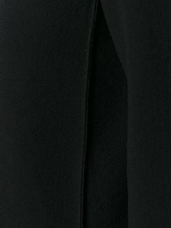 Блузка С Вырезом-Лодочкой Roberto Capucci                                                                                                              чёрный цвет