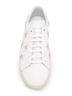 Court Classic Sneakers Saint Laurent                                                                                                              белый цвет