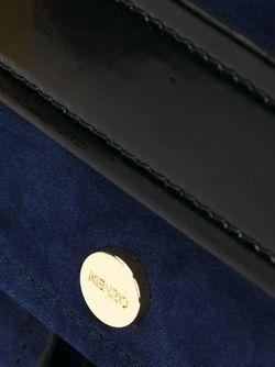 Biker Shoulder Bag Kenzo                                                                                                              синий цвет