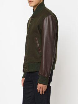 Golden Bear Bomber Jacket Engineered Garments                                                                                                              зелёный цвет