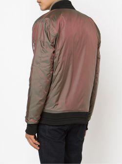Куртка-Бомбер Flight JOHN ELLIOTT + CO.                                                                                                              зелёный цвет