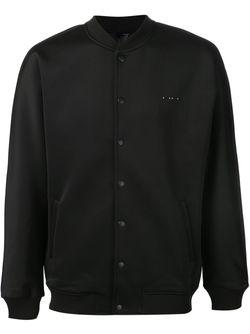 Куртка-Бомбер Crafter Publish                                                                                                              черный цвет