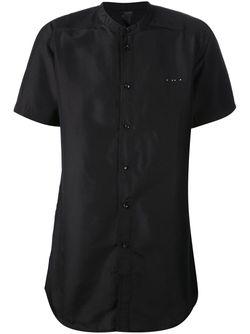 Рубашка С Короткими Рукавами Draco Publish                                                                                                              черный цвет
