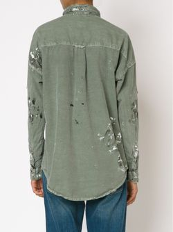 Рубашка Johnna Nsf                                                                                                              зелёный цвет