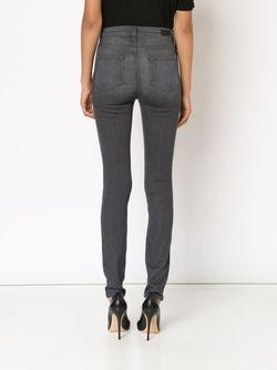Margot Skinny Jeans Paige                                                                                                              серый цвет