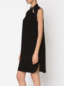 Платье С Пряжкой На Воротнике NOMIA                                                                                                              черный цвет