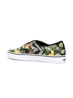 Jungle Print Sneakers Vans                                                                                                              чёрный цвет