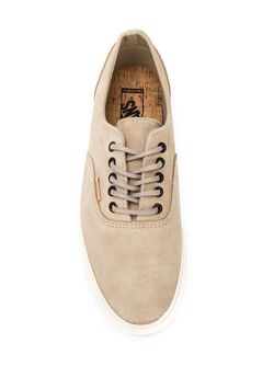 Lace-Up Sneakers Vans                                                                                                              Nude & Neutrals цвет