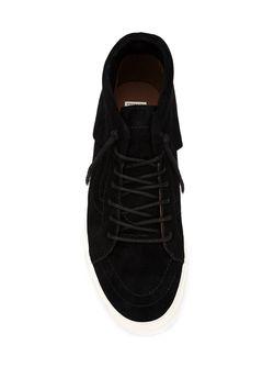 Hi-Top Sneakers Vans                                                                                                              чёрный цвет