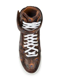 Tyson Hi-Top Sneakers Givenchy                                                                                                              черный цвет