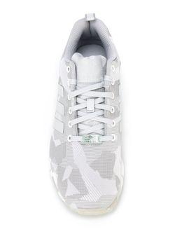 Кроссовки Zx Flux adidas Originals                                                                                                              серый цвет