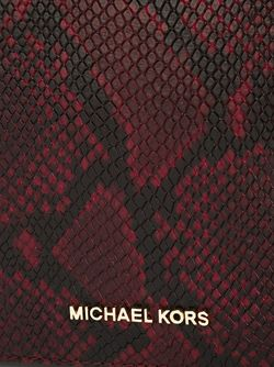 Сумка Через Плечо Brinkley Michael Michael Kors                                                                                                              красный цвет