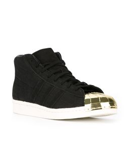 Кеды Promodel Metal Toe adidas Originals                                                                                                              чёрный цвет