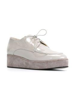 Туфли На Шнуровке Colette Amelie Pichard                                                                                                              серый цвет