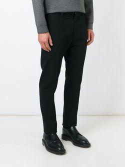 Зауженные Книзу Брюки Dolce & Gabbana                                                                                                              черный цвет