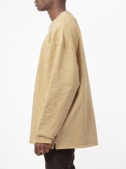 Свободная Толстовка Adidas Originals By Kanye West YEEZY                                                                                                              Nude & Neutrals цвет