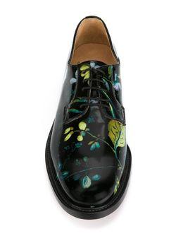Ботинки Дерби The Real Tree Moncler                                                                                                              черный цвет