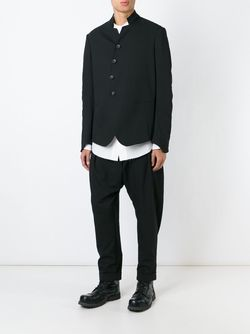 Куртка С Воротником-Стойкой Masnada                                                                                                              чёрный цвет