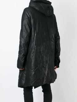 Объемный Пуховик С Панельным Дизайном JULIUS                                                                                                              черный цвет