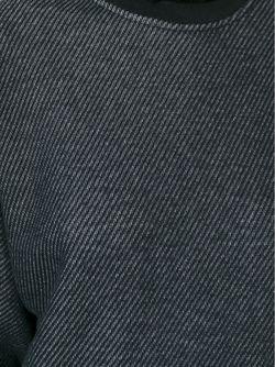 Толстовка С Круглым Вырезом T By Alexander Wang                                                                                                              чёрный цвет