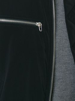 Пальто В Стиле Бомбера T By Alexander Wang                                                                                                              черный цвет