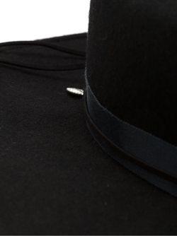 Шляпа Reed House Of Lafayette                                                                                                              чёрный цвет
