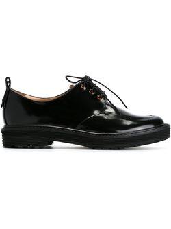 Классические Ботинки Дерби AALTO                                                                                                              черный цвет