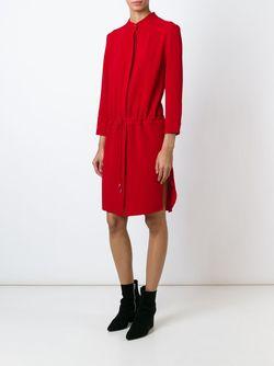 Платье Swayzie PUBLIC SCHOOL                                                                                                              красный цвет