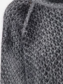 Свитер С Тонально-Градиентным Эффектом Avant Toi                                                                                                              серый цвет