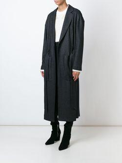 Пальто Bedouin PUBLIC SCHOOL                                                                                                              серый цвет