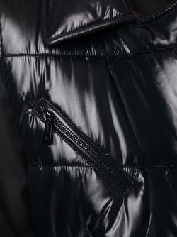 Стеганая Куртка Без Рукавов Barbara Bui                                                                                                              черный цвет